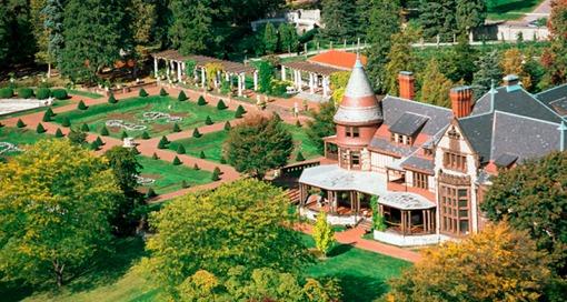 Sonenberg Gardens and Mansion