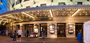 The elegant Eastman Theatre is one of the ticketed Headliner venues