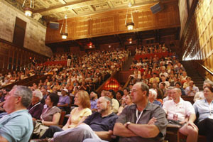 Kilbourn Hall - Sell-outs are not unusual at this Festival